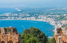 Italy, Calabria, Sicily, Greece and the island of Corfu Tour