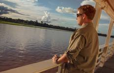 Amazon Riverboat Adventure Tour