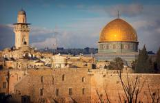 Israel and Jordan Adventure Tour