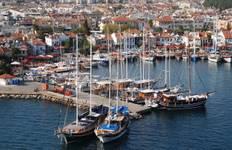 Paradise Blue - Marmaris to Fethiye Tour