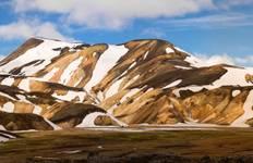 Laugavegur & Fimmvörðuháls Trek - 6 Day Tour (Huts) Tour