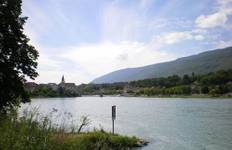 Rhone Cycle Path: Geneva to Lyon Tour