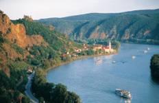 Passau to Vienna Cycle Deluxe Tour