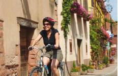 Alsace Wine Route by Bike Tour