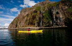 Glacier Fjords Kayaking Tour