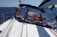 Sailing and Climbing in The Greek Islands Tour