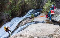 Canyoning and Trekking The Sierra Nevada Tour