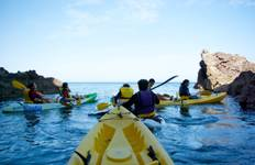 Canyoning Trekking and Kayaking in Andalusia Tour
