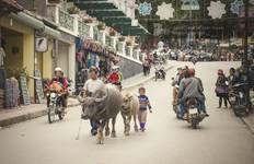 Sapa Bac Ha Sunday Market 2Days/3Nights Tour