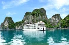 Hanoi Halong Emotion La Vela Classic Cruise 4Days/3Nights Tour