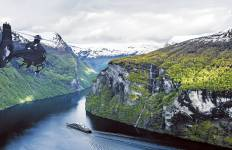 Norwegian Fjords (from Bergen to Longyearbyen) Tour