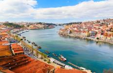 Breathtaking Bordeaux & Unforgettable Douro (from Paris to Porto) Tour