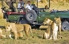 Southern Africa Discovery & East Africa by Air (from Cape Town to Nairobi) Tour