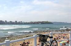 Self-guided Cycling on Spain's Green Coast Tour