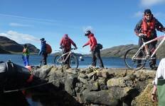 Mountain Biking - The Hebridean Trail Tour