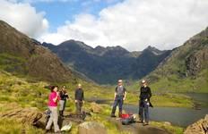 Sailing and Walking - Knoydart, Skye & The Small Isles Tour