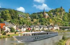 Four Fascinating Rivers (Port-to-Port cruise.No transfers included) Tour