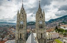Scenic Colombia & Ecuador (from Cartagena to Quito) Tour