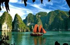 3 Day Hanoi and Halong Tour Including Overnight Cruise Tour
