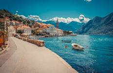 9 days from Zagreb, Plitvice, Split, Island Hvar, Dubrovnik and Montenegro Tour