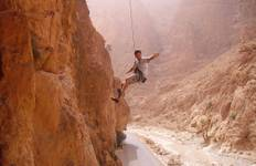 Rock Climbing Week Course in Morocco Tour