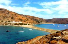 Secret Cyclades: Hiking Holidays on Kythnos island Tour