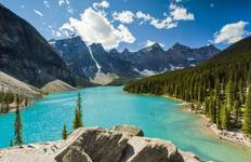 9 Day Rocky Mountain Adventure Tour Tour