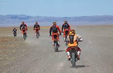 Sands of Gobi Tour