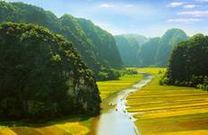 Halong Bay and Red River (from Hoa Binh to Halong Bay) (December to March) Tour