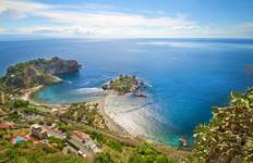Eastern Sicily and the Aeolian Islands Tour Tour