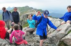 The High Tatras Family Adventure Tour