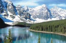Canadian Rockies and Pacific Coast and Cruise Tour