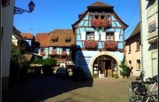 France - Alsace Wine Route Bike Tour (from Colmar to Colmar) Tour