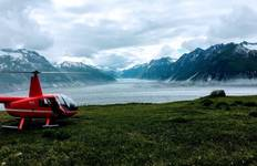Epic Alaska: Heli-backpacking Tour