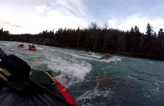 Kenai Packraft Traverse Tour