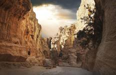 Petra, Wadi Rum, and Shobak 3 days Tour