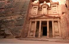 Petra Jeep Safari 3 days from Eilat Tour