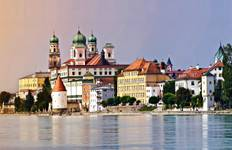 Danube Delights (from Nuremberg to Budapest) Tour