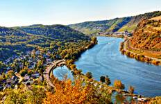 Paris & Legends of the Moselle Rhine and Main (from Paris to Nuremberg) Tour