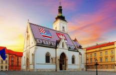 14 days from Zagreb, Sarajevo, Dubrovnik, Split, Plitvice Lakes, Bled and Venice Tour