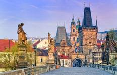 9 days from Warsaw to Krakow, Prague and Vienna Tour