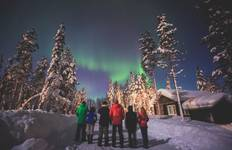 Northern Lights & wildlife in Lapland Tour