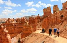 Hike Zion & Bryce In 3 Days Tour