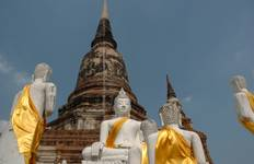 5 Days Trails & Gems of Siam Tour