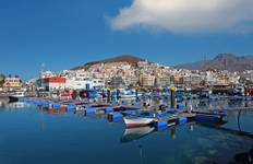 Cruising the Canary Islands (exTenerife) Tour