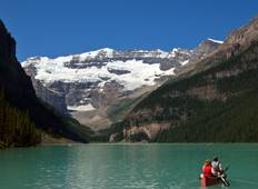 Canadian Rockies small groups national parks camping tour 7 days Tour