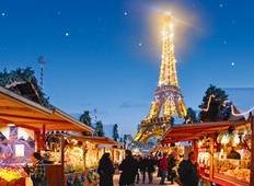 Christmas Magic in Paris (port-to-port cruise) Tour