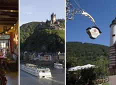3 Rivers: the Valleys of the Neckar, the Romantic Rhine and the Moselle Tour