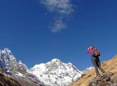 Annapurna Sanctuary Trek - 14 days Tour