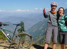 Himalayan Hill Stations Ride - 15 days Tour